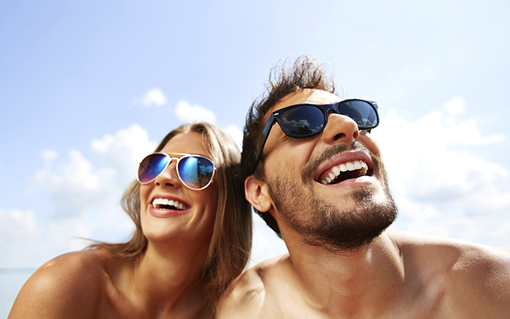 """Polarized sunwear represent a """"double whammy"""" of potential to raise your average Revenue Per Patient"""